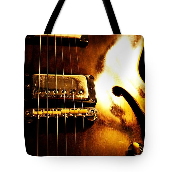 Old Faithful Tote Bag by Christopher Gaston