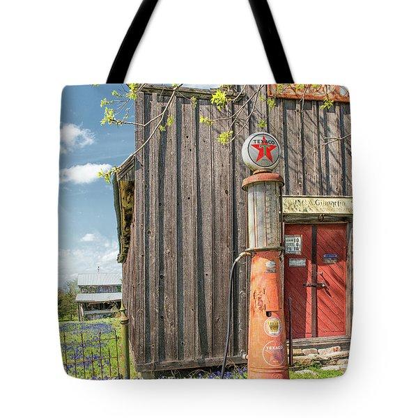 Old General Store Tote Bag