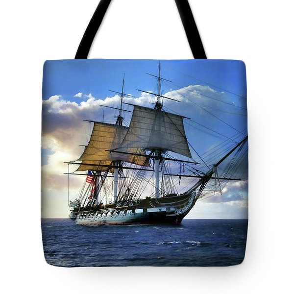 Old Ironsides Tote Bag