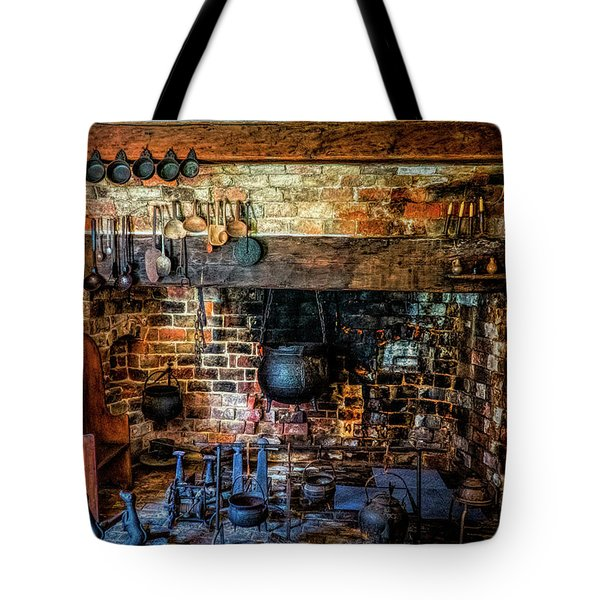 Old Kitchen Tote Bag