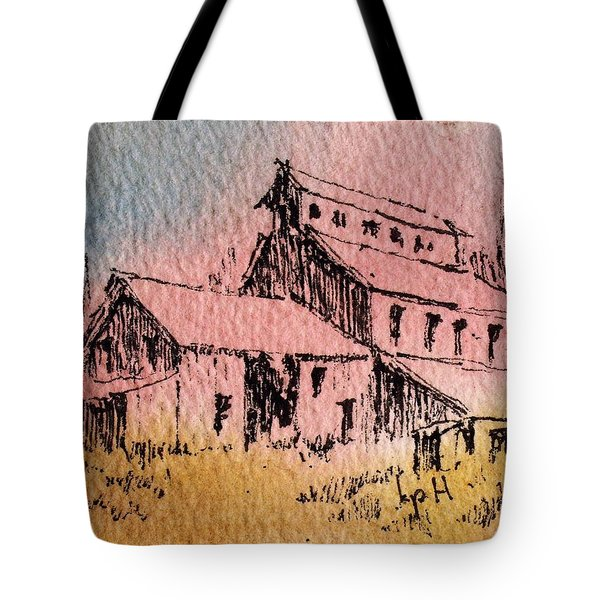 Old Mill Cable Ghost Town Montana_ Tote Bag by Kevin Heaney