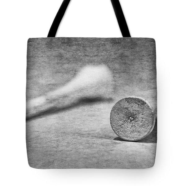 Old Tees Tote Bag by Charline Xia