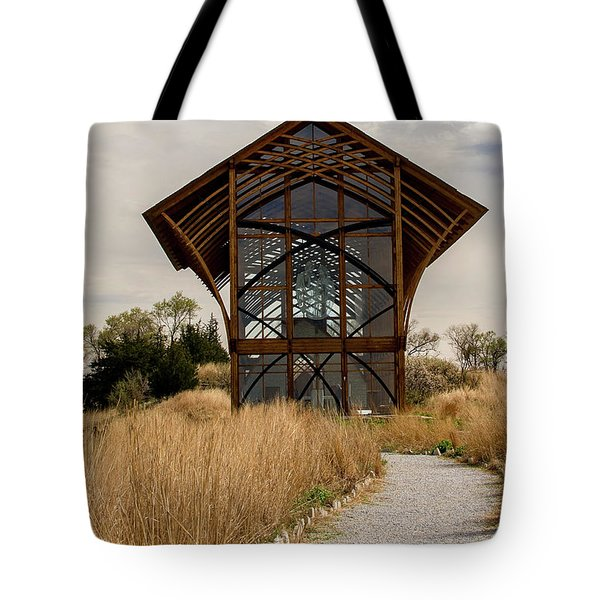 Omaha Holy Family Shrine 2 Tote Bag