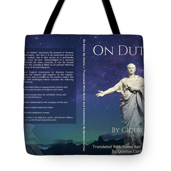 On Duties  Tote Bag