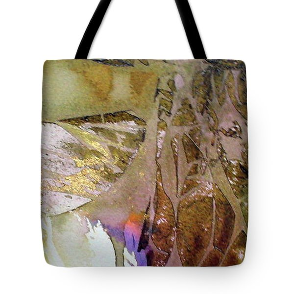 Tote Bag featuring the painting On Gossamer Wing by Mary Sullivan