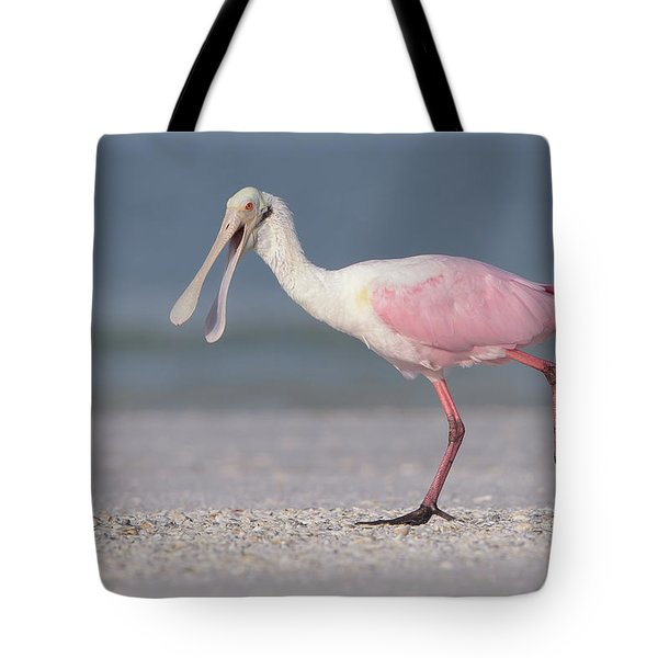 On The Move Tote Bag by Jim Gray