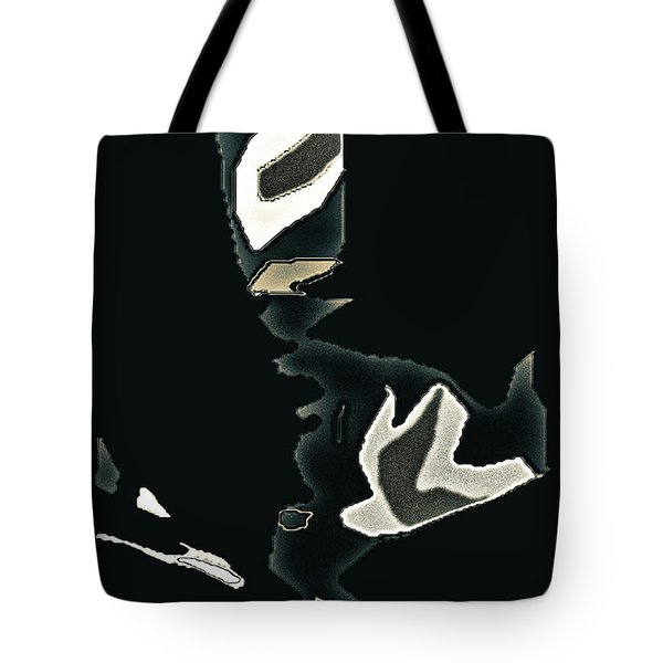 On The Run Tote Bag