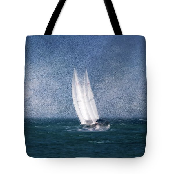On The Sound Tote Bag