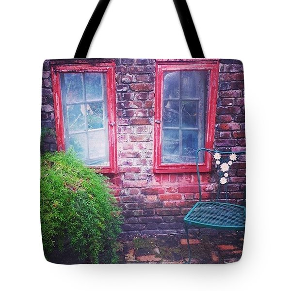 Vintage And Mysterious Tote Bag