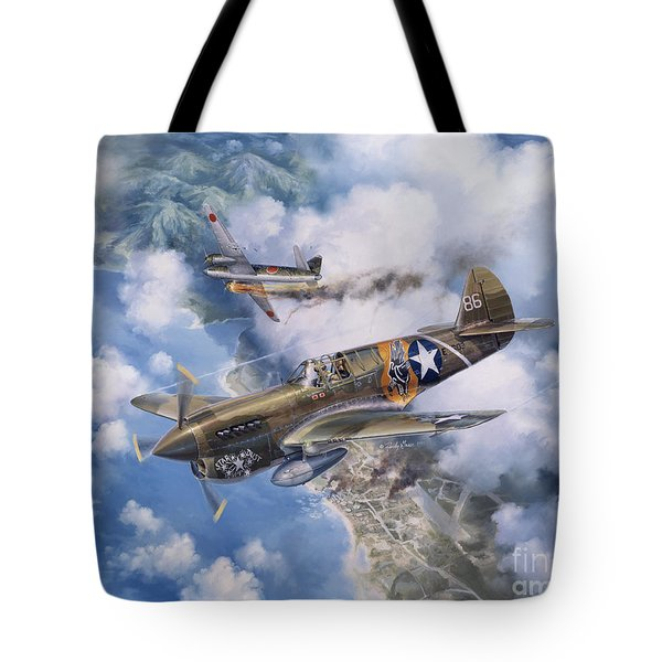 One Off At Darwin Tote Bag by Randy Green
