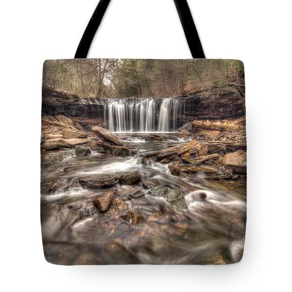 Oneida Falls II Tote Bag