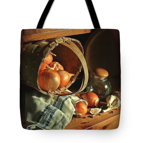 Onionart Tote Bag