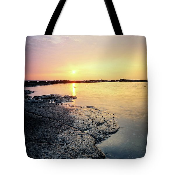 O'oma Sunset Tote Bag