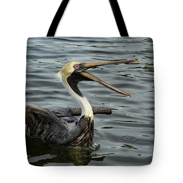 Tote Bag featuring the photograph Open Wide by Jean Noren