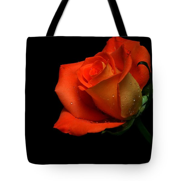 Orangette Tote Bag by Doug Norkum