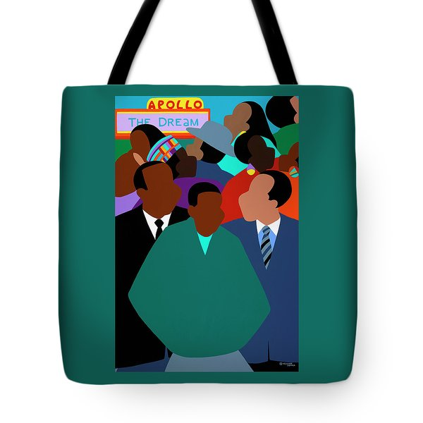 Origin Of The Dream Tote Bag