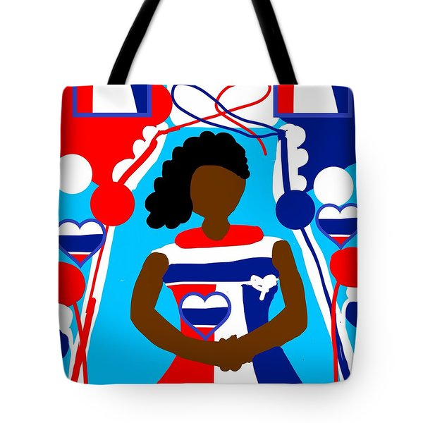 Our Flag Of Freedom 2 Tote Bag