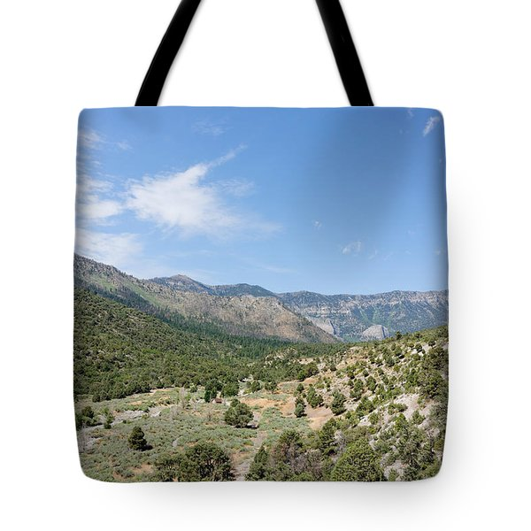 Out Back Tote Bag