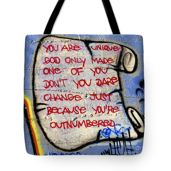 Outnumbered Tote Bag by Paul W Faust -  Impressions of Light