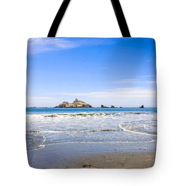 Pacific Coast California Tote Bag