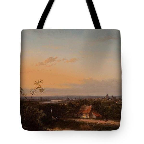Painting Tote Bag