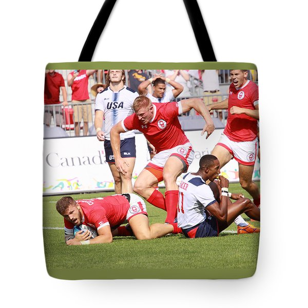 Pamam Games Mens' 7's Tote Bag