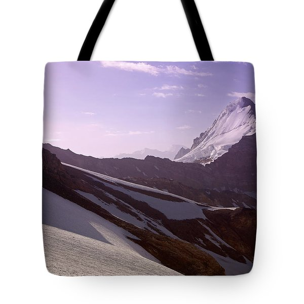 Pamir Tote Bag by Konstantin Dikovsky