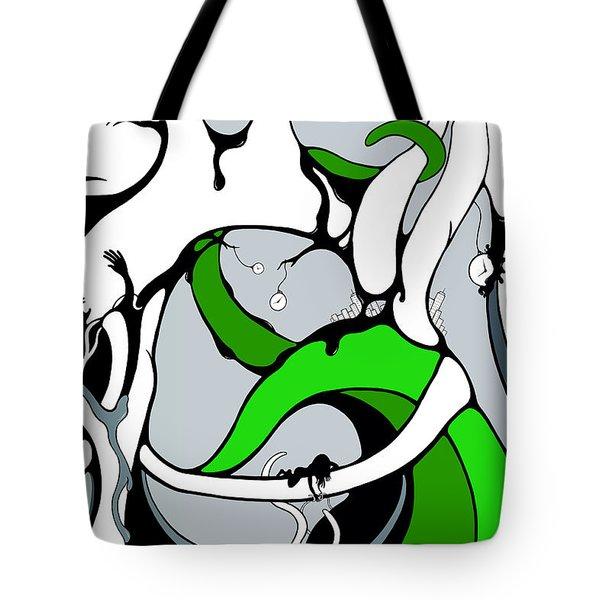 Parabys Tote Bag