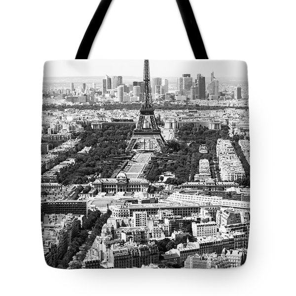 Paris Tote Bag by Hayato Matsumoto