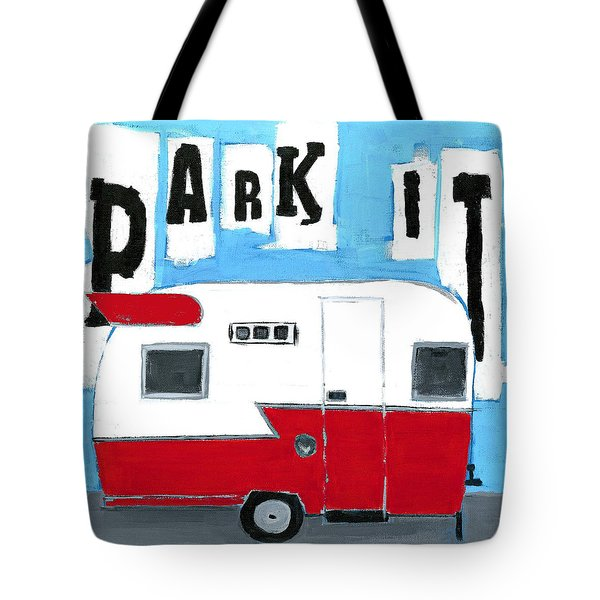 Park It Tote Bag