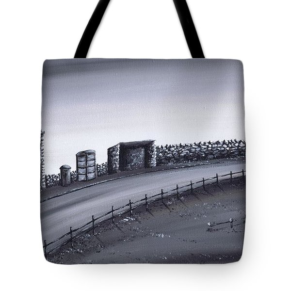 Park Lane Tote Bag by Kenneth Clarke