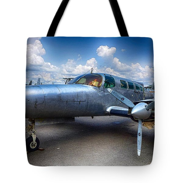 Parked Tote Bag by Charuhas Images