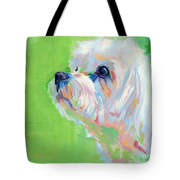 Parker Tote Bag by Kimberly Santini