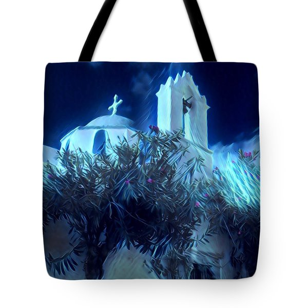 Paros Island Beauty Greece  Tote Bag