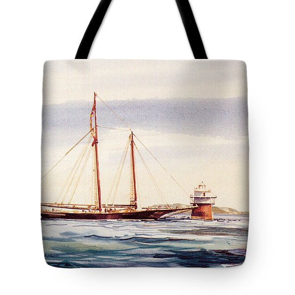 Passing Bug Light Tote Bag