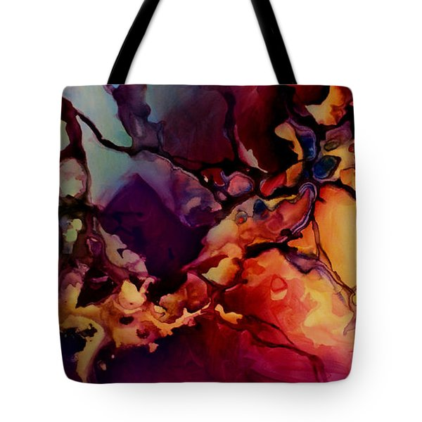 Passion Tote Bag by Michael Lang
