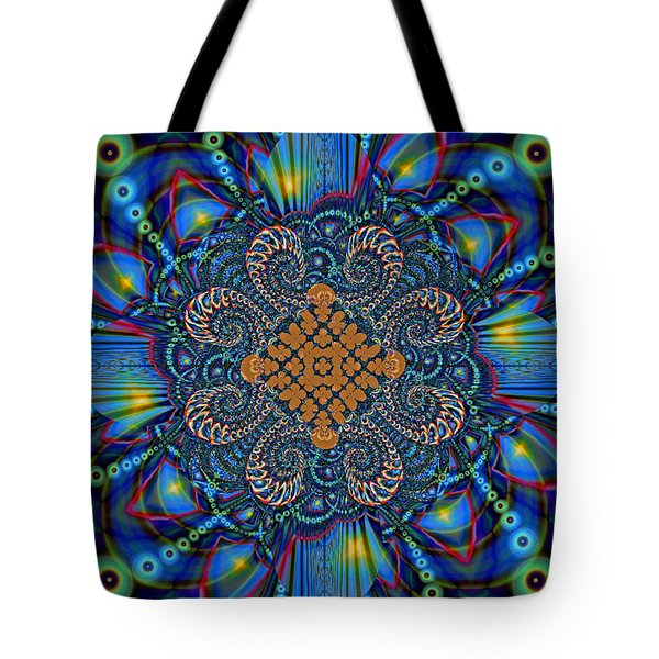 Past Life Tote Bag