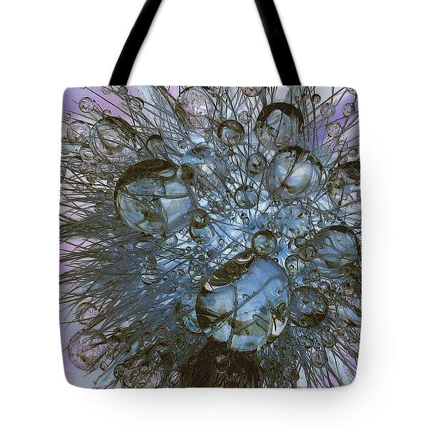 Pastel Prisms Tote Bag