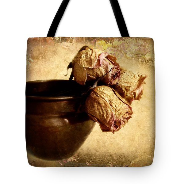 Patina Tote Bag by Jessica Jenney