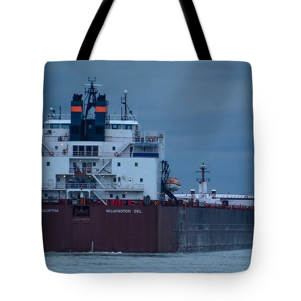 Paul R. Tregurtha Tote Bag