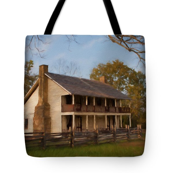 Pea Ridge Tote Bag