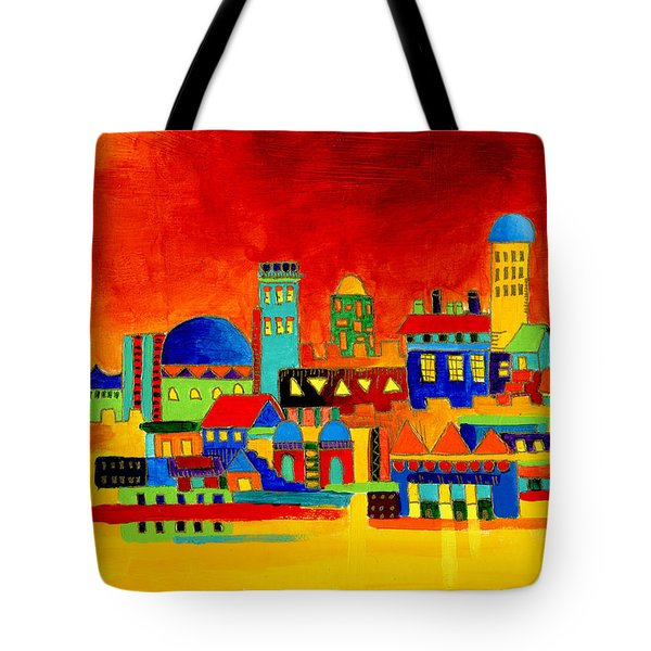 Peace Tote Bag