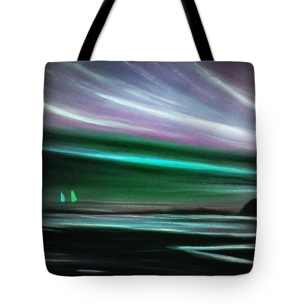 Peace Is Colorful Tote Bag by Gina De Gorna
