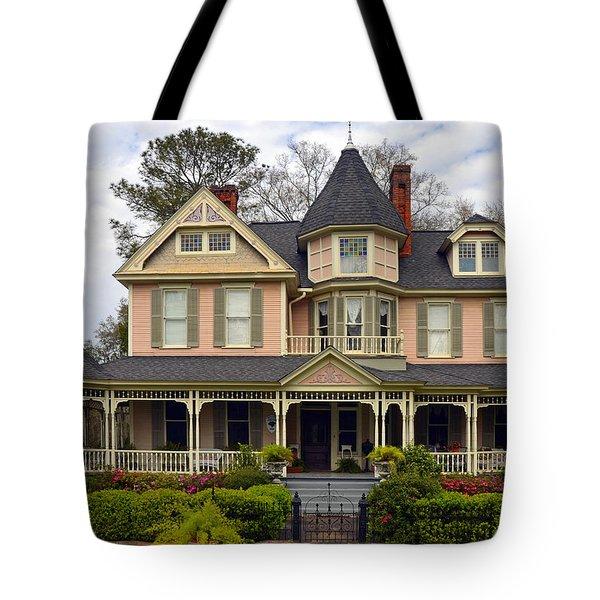 Peach Bainbridge Beauty Tote Bag