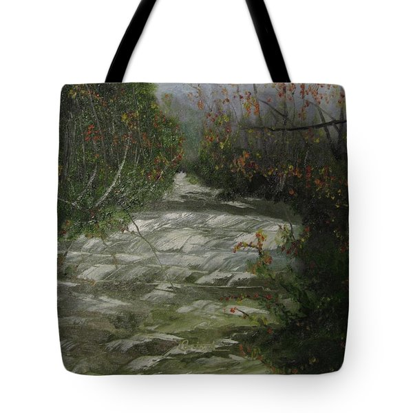 Peavine Creek Tote Bag