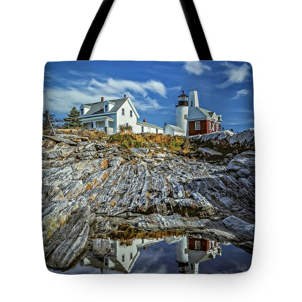 Pemaquid Reflections Tote Bag