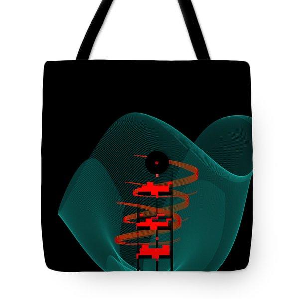 Penman Original-149 Tote Bag by Andrew Penman