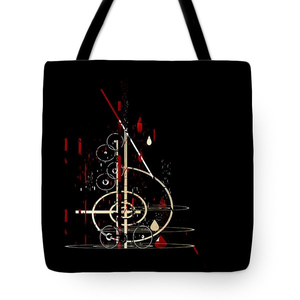 Penman Original - Untitled 96 Tote Bag by Andrew Penman