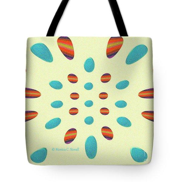 Petals N Dots P7 Tote Bag