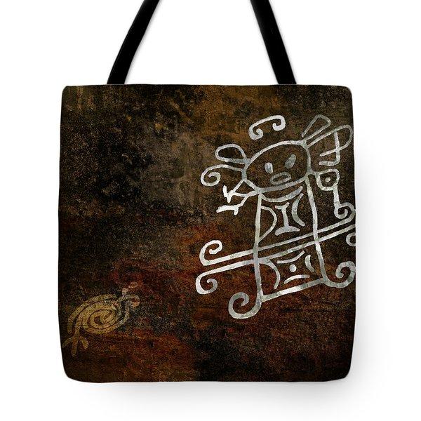 Petroglyph 1 Tote Bag